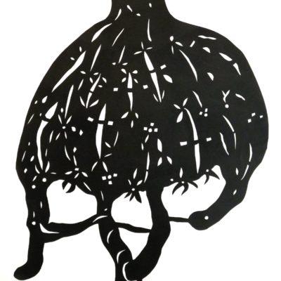 Sylvie-Villaume-11-Octopus-lino