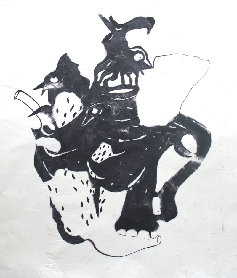 Sylvie-Villaume-8-éléphant-variant-série-8-pièces