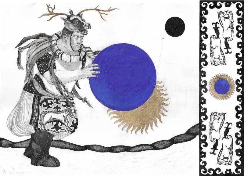 saba-niknam-bokh-eeclipse-de-quatre-chevaux-2 copie